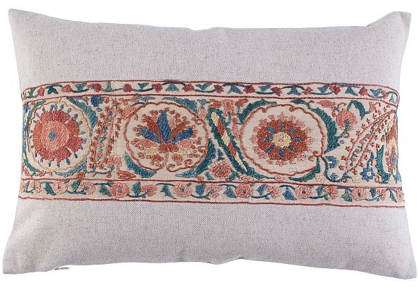 The Vintage Suzani Pillow U2013 $350. Pictures