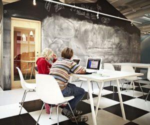 Vittra Telefonplan- another Vittra's Swedish School
