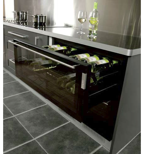 The Innovative Norcool Cave 55 Wine Cooler