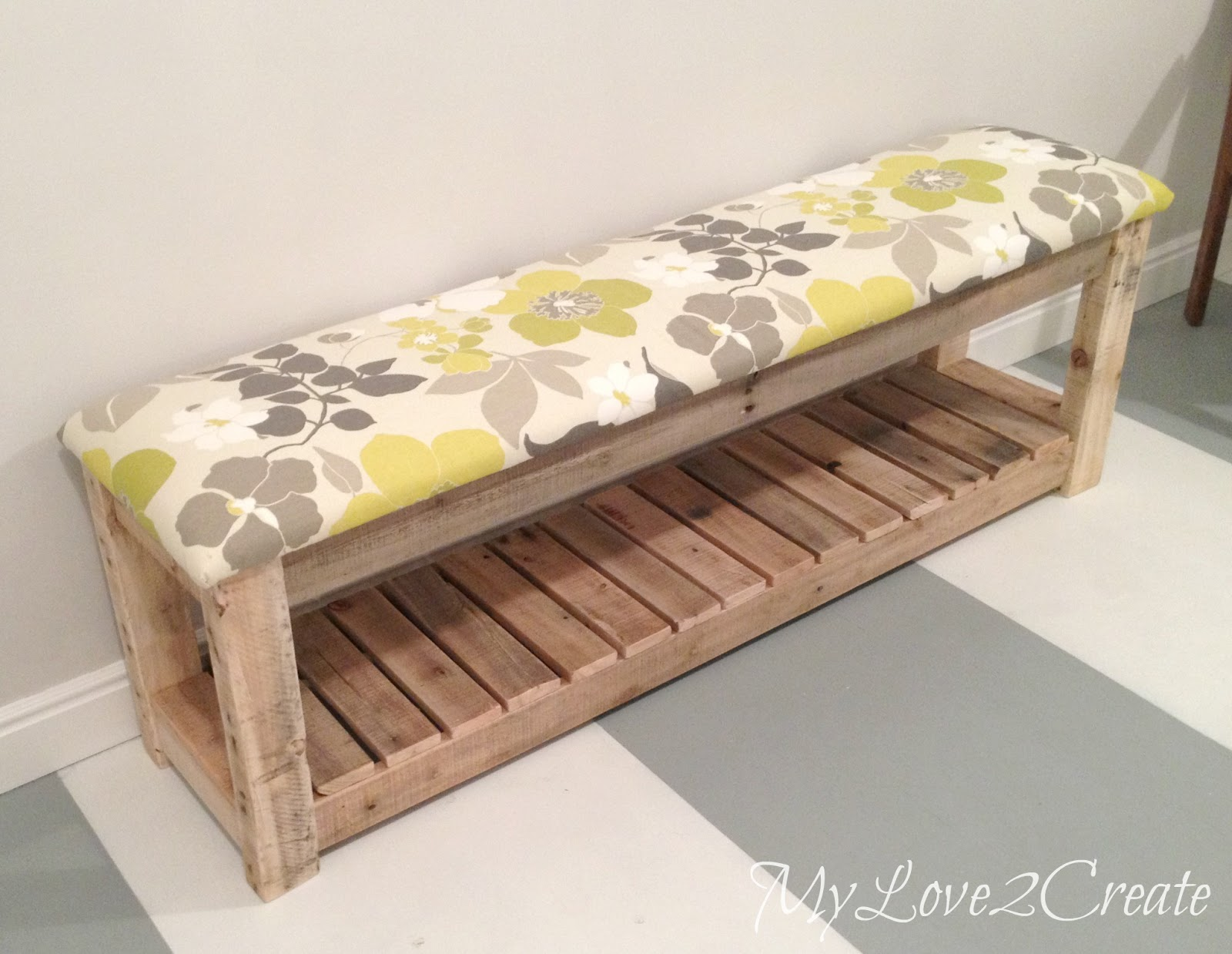 How To Build An Upholstered Bench For Indoor Or Outdoor Use