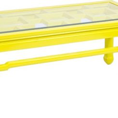Exceptional Change Your Room Style With A Yellow Coffee Table