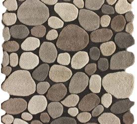 Pebbles Cobblestone Natural Rug