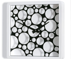 Attractive Futuristic Galaxy Wall Clock · Layers Bubble Wall Clock Awesome Design
