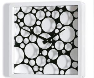 Layers Bubble wall clock