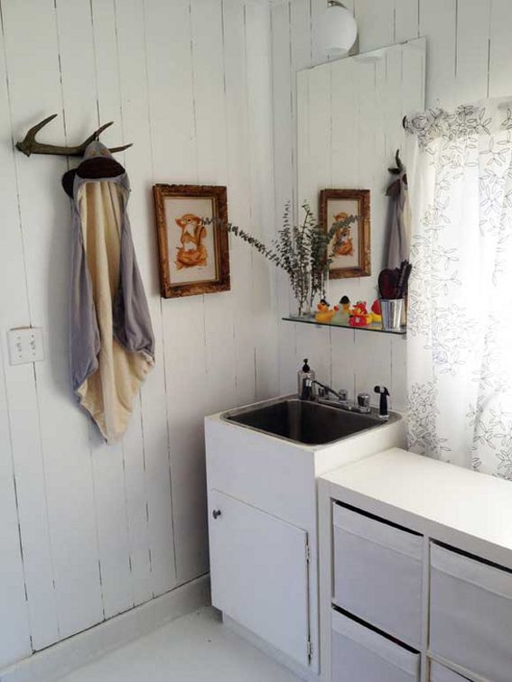 View In Gallery Laundry Room Makeover1