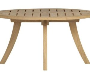 Arbor Round Coffee Table for Outdoors