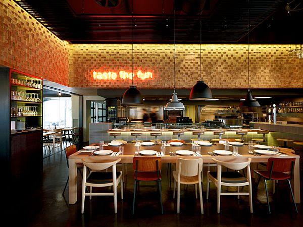 BarQue Interior Design Restaurant In Athens