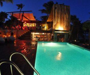 Be Tulum Resort in Mexico by Sebastian Sas