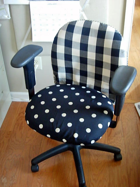 How To Brighten Up Your Work Space By Transforming The Chair