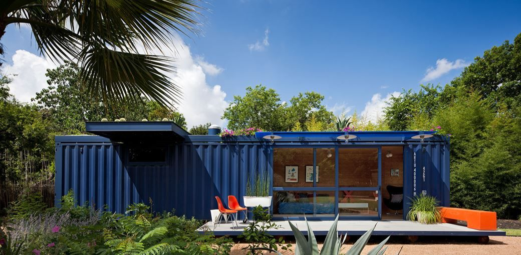 Container Homes Texas 22 most beautiful houses made from shipping containers
