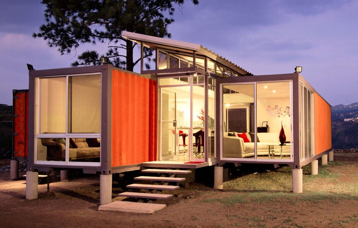 Homes Made Of Shipping Containers Glamorous 22 Most Beautiful Houses Made From Shipping Containers Design Decoration