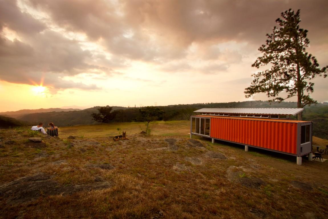 Containers of Hope Benjamin Garcia Saxe
