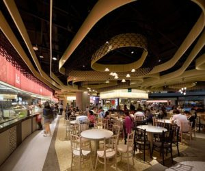 Rasapura Masters Restaurant Interior Design in Singapore
