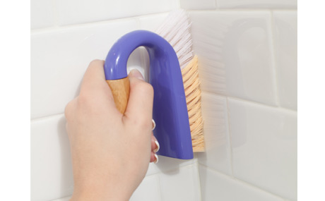 Grunge Buster Grout and Tile Brush