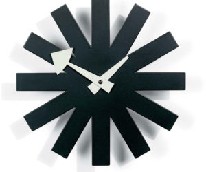 Asterisk Clock by George Nelson
