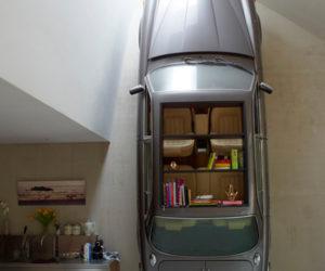 The Jaguar bookshelf