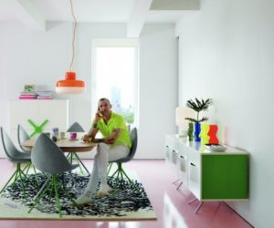 The contemporary dining Ottawa collection by Karim Rashid
