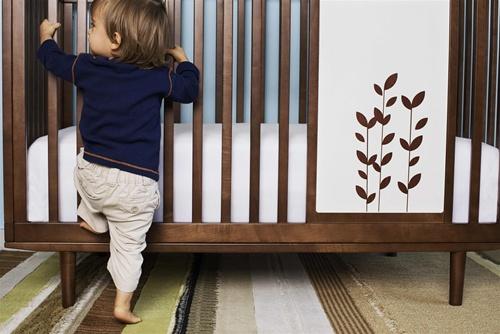 Ray Crib In All Hazelnut Amazing Ideas