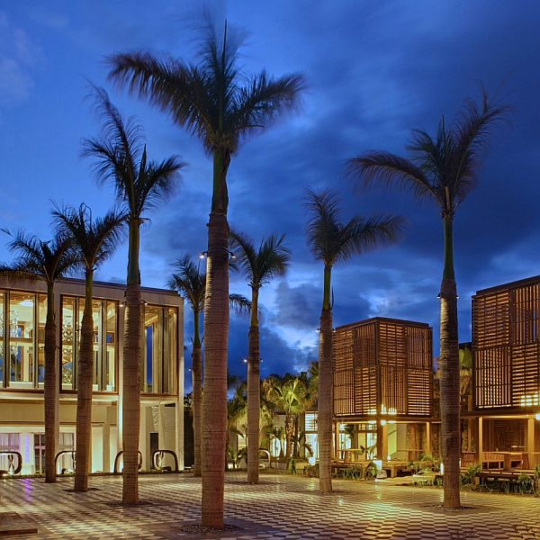 The Luxurious Long Beach Hotel In Mauritius