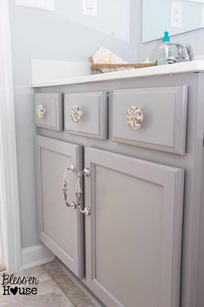 Painting cabinets diy