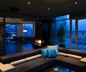 Classic Penthouse With Impressive Interiors · Beautiful Ocean View  Vancouver Penthouse