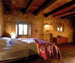 Traditional Decorated Sextantio Albergo Diffuso Hotel