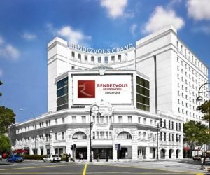The Singapore's upgraded Rendezvous Grand Hotel