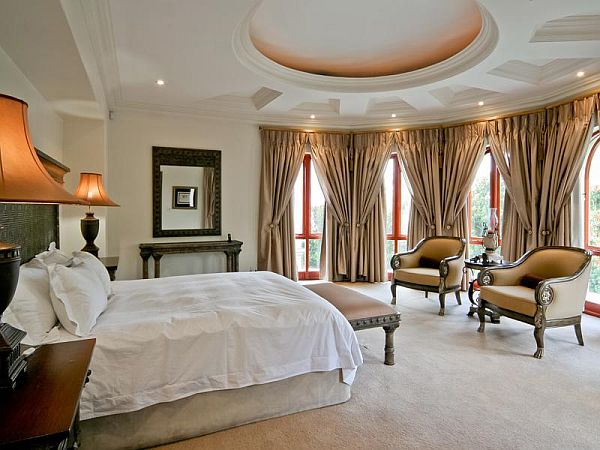 Theatrical estate in south africa for sale for Beautiful bedroom designs in south africa