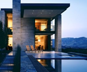 Stunning Vineyard Residence in California