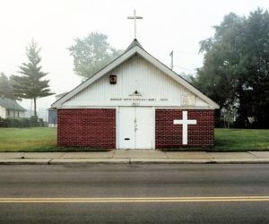 Tiny Churches in Detroit Photographed