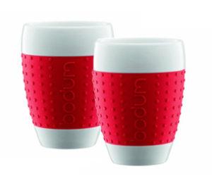 Bodum® Pavina Porcelain Cups