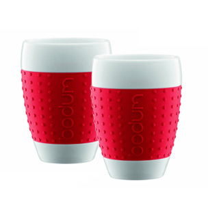 Charming Bodum® Pavina Porcelain Cups Awesome Design