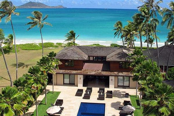 The Alii O Kailua Villa In Hawaii
