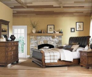 The Larkspur furniture collection for the bedroom