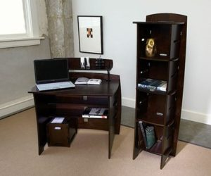The Select bookcase from Legare