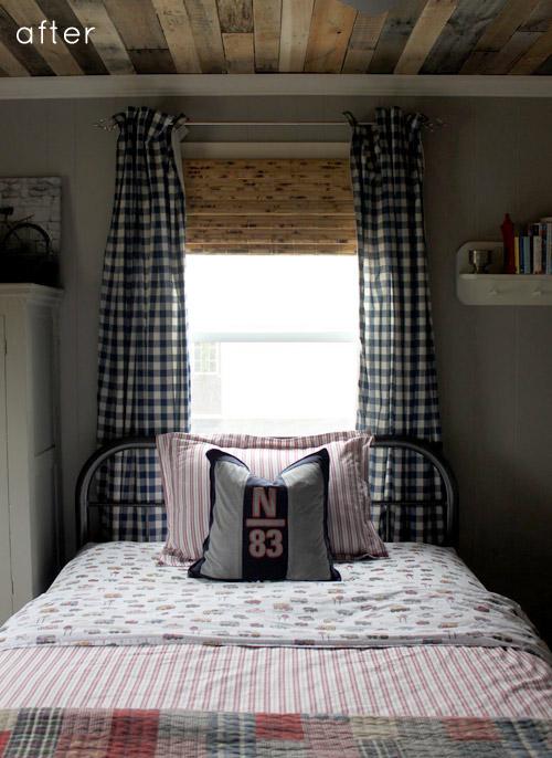Cozy Boy S Room Makeover
