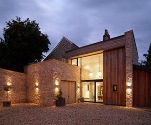 Brick Facade Victorian Villa With A Modern Interior