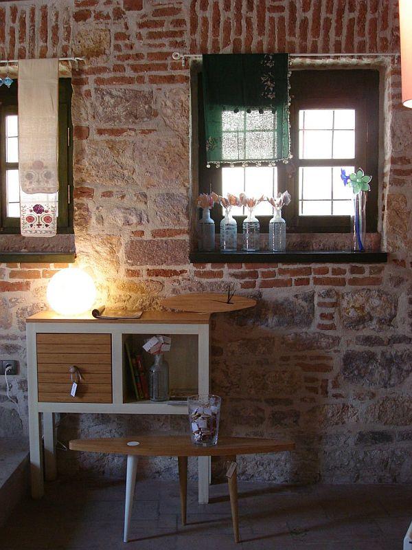 Choose Stone And Brick For Interior Design