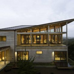 Coastal Residence With No Border Between Indoor And Outdoor Pictures