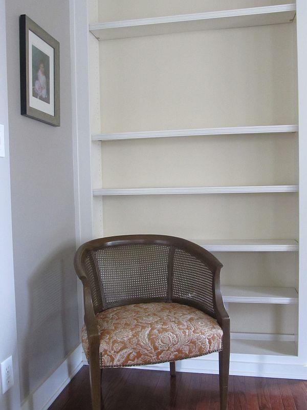 Living Room Corner Makeover