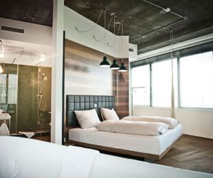 Luxurious and artistic Daniel Hotel in Vienna