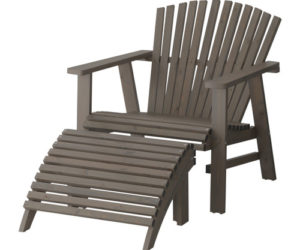Durable Sunderö Deck Chair