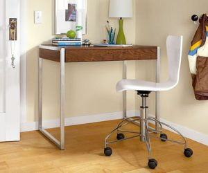 ... Minimalist And Multifunctional Desk/console Table