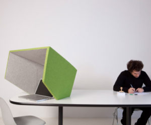 Private Working Corner- Deskshell