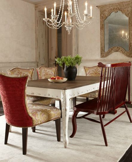 Beautiful The Elegant Kendall Dining Room Furniture Collection