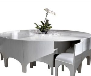 Merveilleux The Coliseum Dining Table By Samuele Mazza