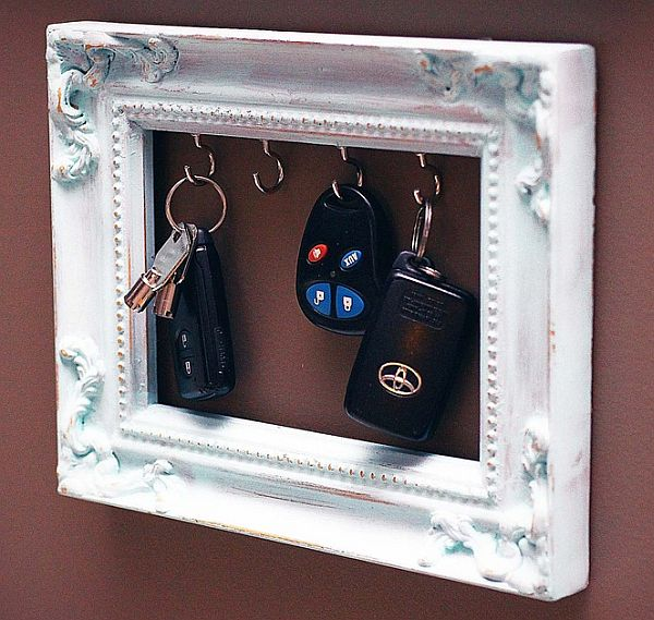 Top 15 Diy Key Holders Racks For Your Home