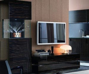 The Nightfly Entertainment Center For Living Room