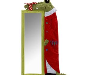Fabler Mirror With Crocodile From IKEA Great Pictures