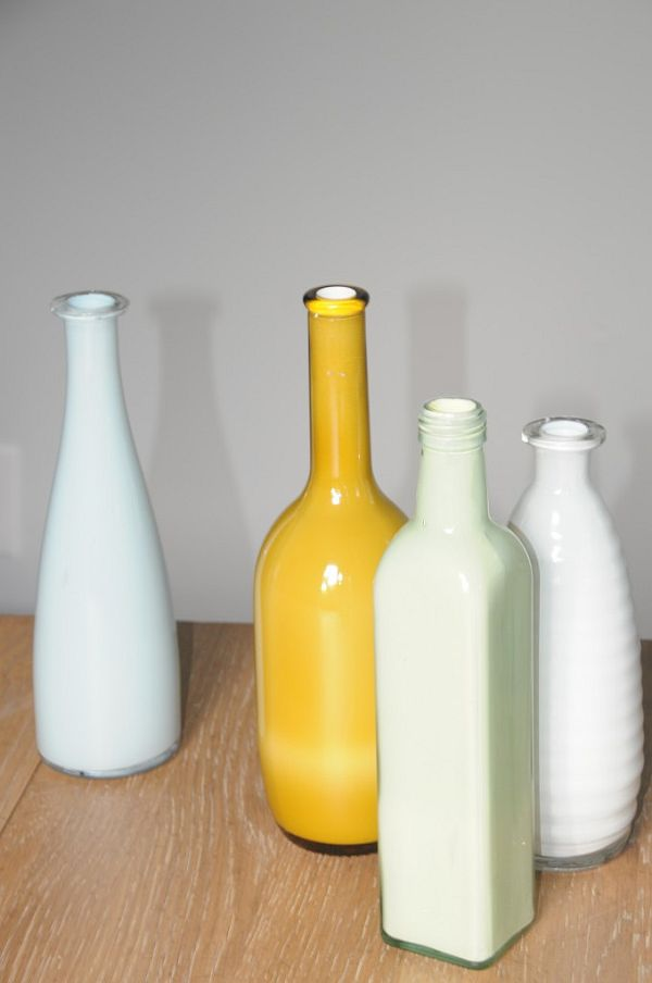 Inside painted bottles for Paint bottles with tips